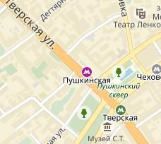 Ремонт окон на станции метро Пушкинская