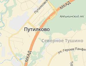 Ремонт окон Путилково