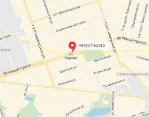 Ремонт окон на станции метро  Перово