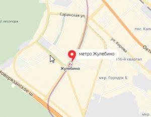 Ремонт окон на станции метро  Жулебино