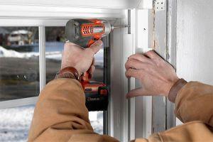 В чем особенность ремонта алюминиевых окон