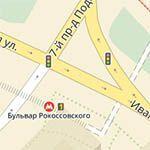 Ремонт окон на Бульваре Роккосовского